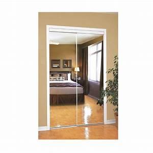 porte coulissante sherbrooke waterville miroirs With porte d entrée alu avec miroir salle de bain éclairant