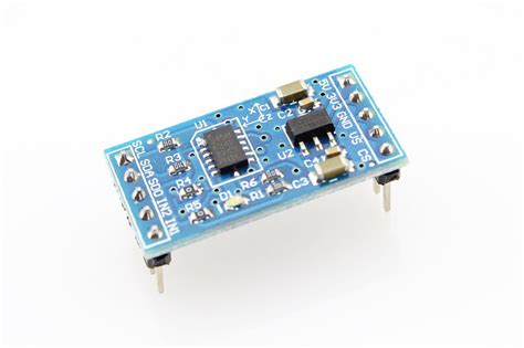 Axis Digital Accelerometer Adxl Modules