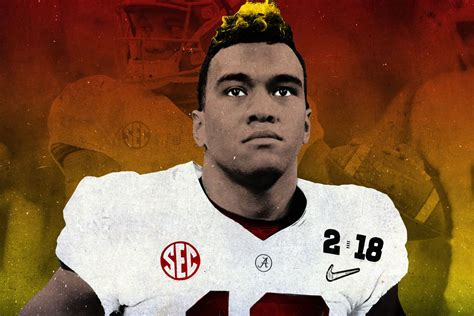 alabama qb tua tagovailoas rise  part  nick sabans