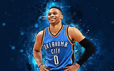 Russell Westbrook 4k Ultra Hd Wallpaper Background Image