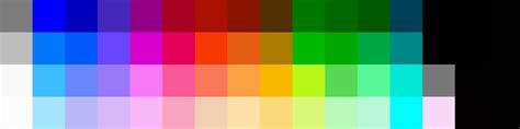 nes color palette nes palette nes hacker wiki