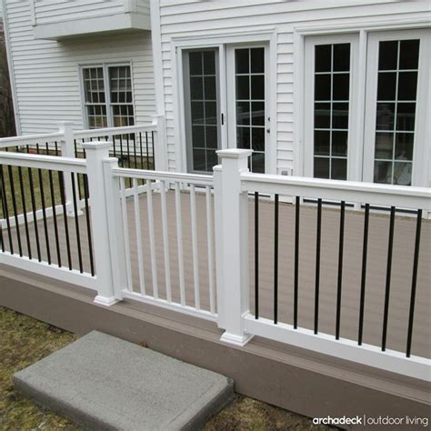outdoor gate for deck stairs 130 best deck steps porch steps and other ideas for 7227