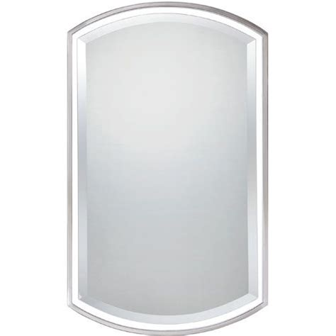 Brushed Nickel Mirror For Bathroom by Best 25 Brushed Nickel Mirror Ideas On Wall