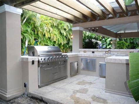 outdoor kitchen bbq designs fant 225 sticas cozinhas externas 3826