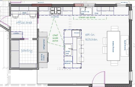 kitchen floor plans with walk in pantry brilliant 60 kitchen floor plans with walk in pantry 9797