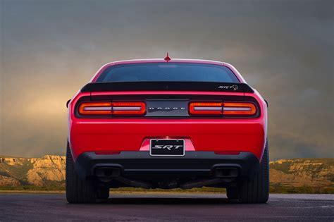 Vin Diesel Possibly Leaks The 2018 Dodge Challenger Srt