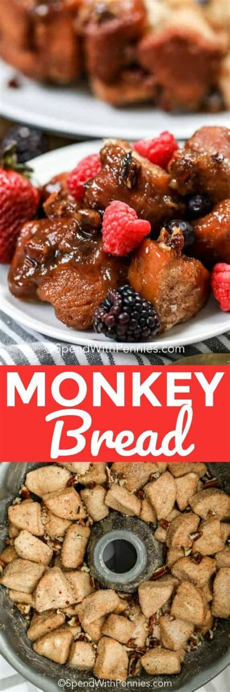 Look no further than this checklist of 20 best recipes to feed a crowd when you require remarkable concepts for this recipes. Monkey Bread With 1 Can Of Biscuits - Easy Monkey Bread - only 1 can of biscuits   Bonnielj ...