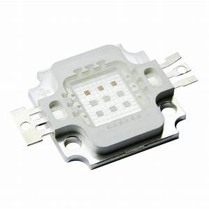 Led 10 Watt : 10 watt highpower led chip rgb 60 210lm 350ma hochleistungs emitter 10 w ~ Watch28wear.com Haus und Dekorationen
