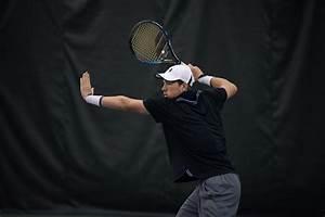 Men's Tennis: Kirchheimer takes to ITA Indoor Nationals