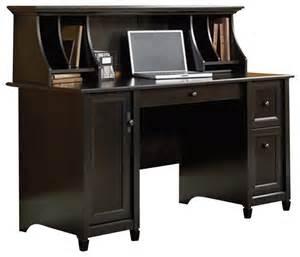 oak dining room set sauder edge water computer desk and hutch set in estate