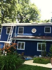 restaining deck with sikkens painting company in southern ct and fairfield county ct