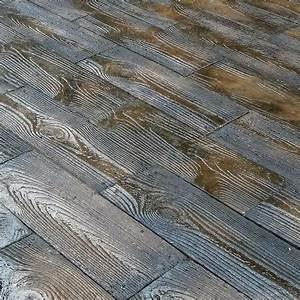 Natural Concrete Products Co 75 Sq  Ft  Barnwood Plank
