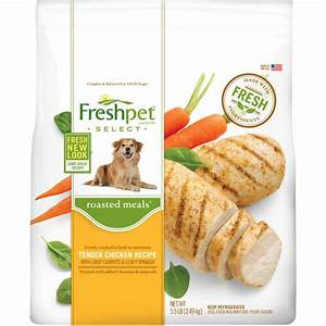freshpet select roasted meals chicken with carrots and With freshpet dog food