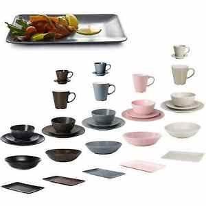 Rosa Geschirr Ikea : ikea dinera service teller dessertteller becher tasse sch ssel grau beige rosa ebay ~ Frokenaadalensverden.com Haus und Dekorationen