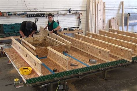 Panelizing Passive House A Maine Builder Starts