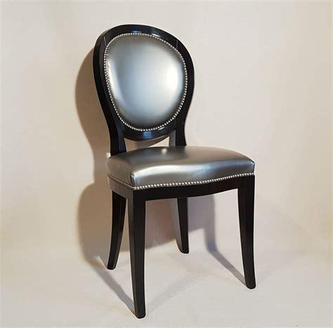 Chaise Louis Xvi Medaillon Moderne
