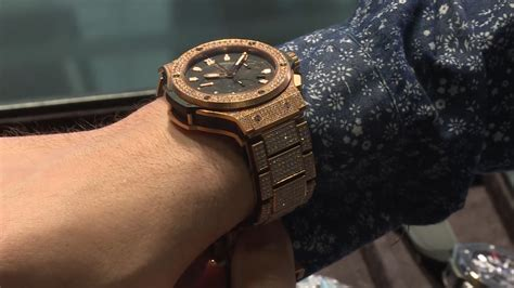 Luxury watches are a financial and emotional investment ...