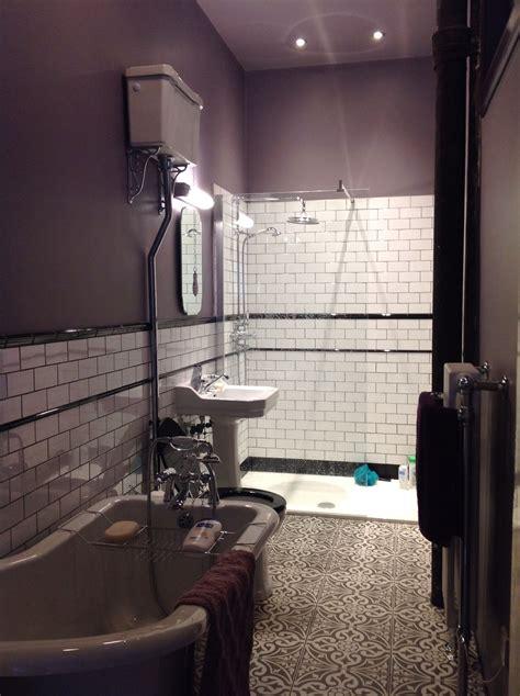 Bathroom Wall Tiles Glasgow by Bathroom Finally In Use Farrow Brassica