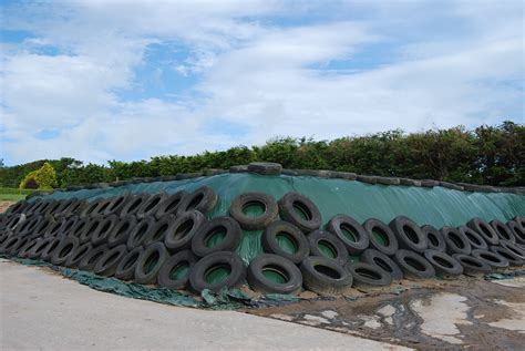 covered pit why skimping on a silage pit cover will cost you in the