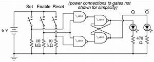 Open Circuits Diagram Schematic