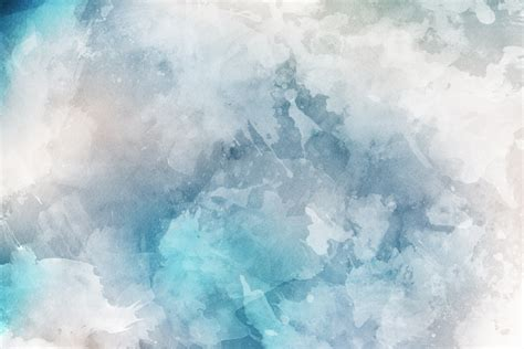 White and blue abstract painting texture abstract HD