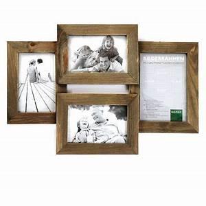 Bilderrahmen Weiß Mehrere Bilder : bilderrahmen aus holz online kaufen ab 49 ohne porto depot ~ Bigdaddyawards.com Haus und Dekorationen