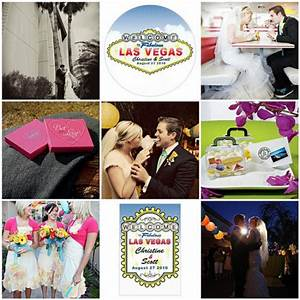Destination wedding ideas and wedding invitations for Crazy las vegas weddings