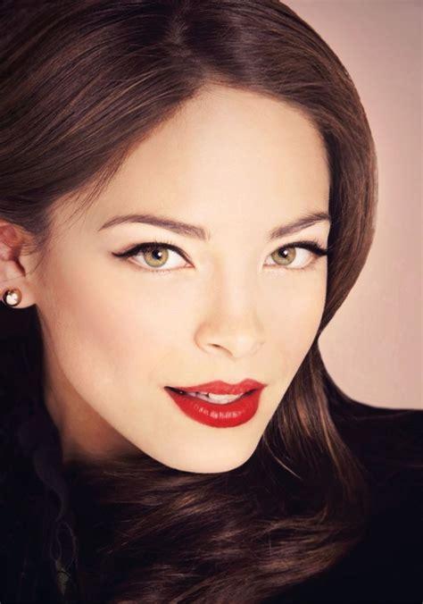 maquillaje  labios rojos red lipstick