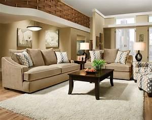 Living Room Beige Sofa Set Ideas - Modern home design ideas