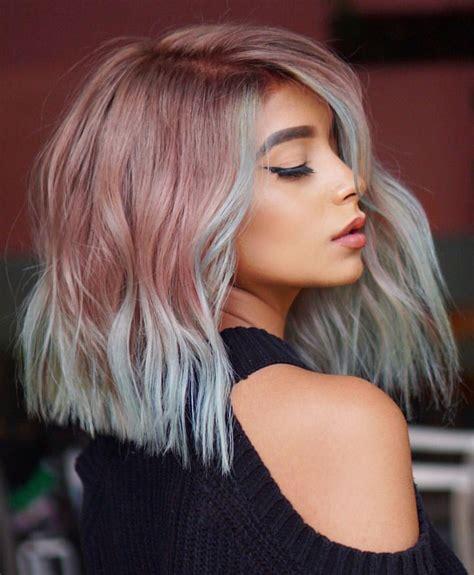 mid length hairstyles  female wajihairco