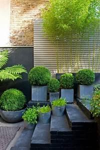 Grand Pot Plante : les 25 meilleures id es concernant am nagement paysager ~ Premium-room.com Idées de Décoration