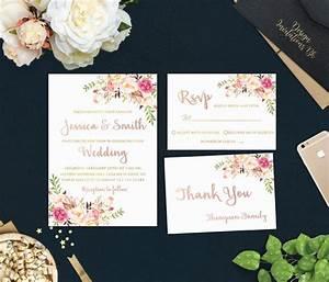 wedding invitation template wedding invitation printable With wedding invitations suites uk