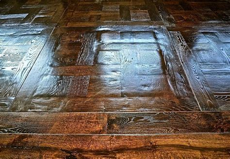 Parquet de Chantilly Oak Flooring   Lawsons Traditional Timber