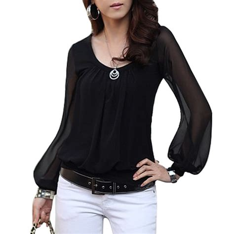 theory sleeve v neck blouses fashion ql