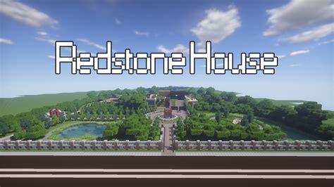 redstone house map   minecraft minecraftnet