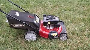 Sears Craftsman Lawn Mower Kohler Courage Engine