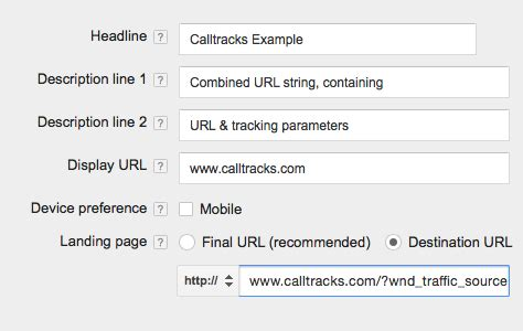 adwords tracking template adwords upgraded urls browse our knowledge base