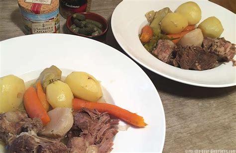 recette du pot au feu traditionnel 28 images la cuisine des anges recettes 233 conomiques et