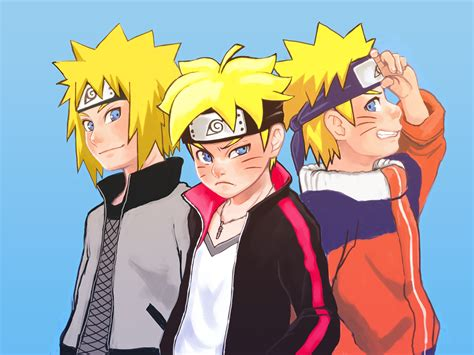 35 Gambar Boruto Uzumaki The Movie Wallpaper  Gambar Naruto