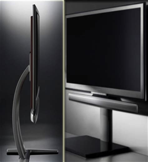 sharp intros aquos xs1 and d65 range of lcd tvs techgadgets