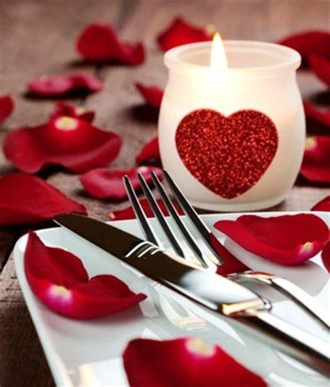 candele san valentino organizzare la cena di san valentino in casa