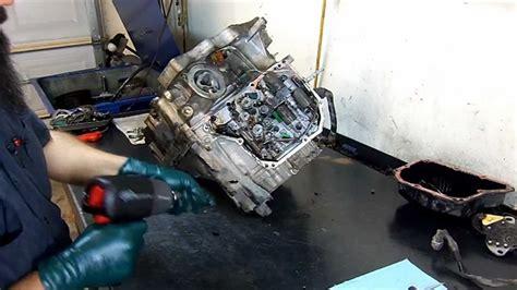 aw sn refa transmission teardown inspection