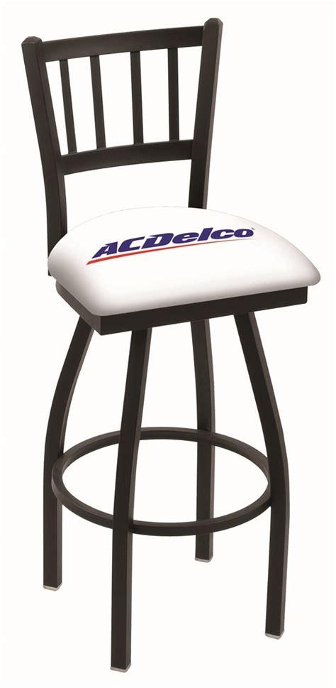 Acdelco Bar Stool W Automotive Logo Swivel Seat L018