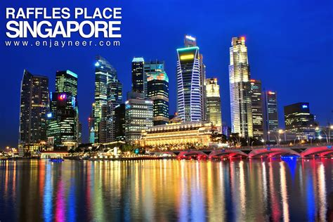 Singapore Nightscapes: The Lion City at Night