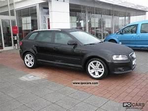 Audi A3 Sportback 2010 : 2010 audi a3 sportback 1 6 tdi ambition climate mp3 cd car photo and specs ~ Melissatoandfro.com Idées de Décoration