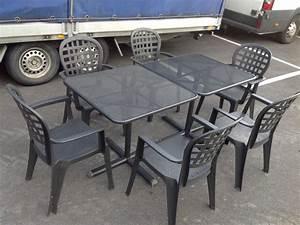 Gartentisch Mit Stühlen : 2x gartentisch mit 6 st hlen kaufen auf ricardo ~ A.2002-acura-tl-radio.info Haus und Dekorationen