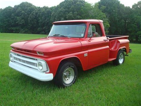 Buy Used Dad Chevrolet Swb Stepside Pickup Truck