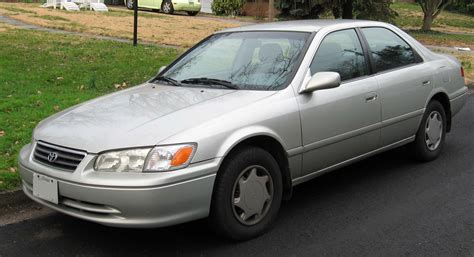 2001 Toyota Camry by 2001 Toyota Camry Information And Photos Momentcar