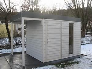 Gartenhaus Mit Flachdach : news gartenhaus modern flachdach bodensee singen kubus ~ Frokenaadalensverden.com Haus und Dekorationen