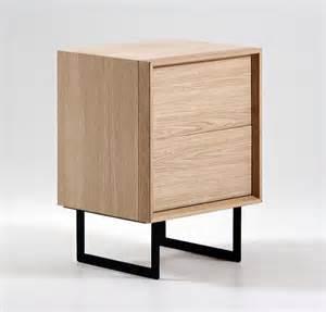 M Le De Chevet by Table De Chevet Design Brin D Ouest